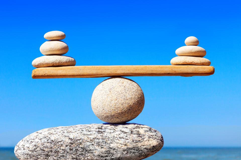 Healthy và balance nghĩa là gì?