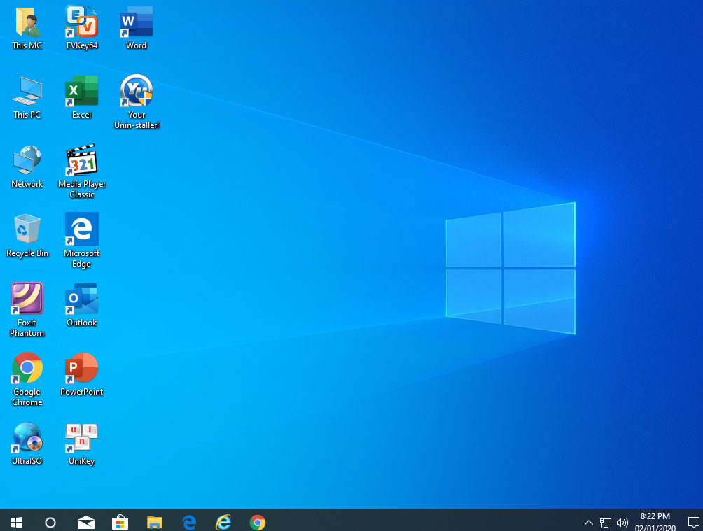 Download Ghost Windows 10 Pro Build 1909