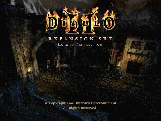 Tải game Diablo 2 Lord of Destruction v1.13c Bản chuẩn