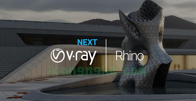 V-Ray Next for Rhinoceros