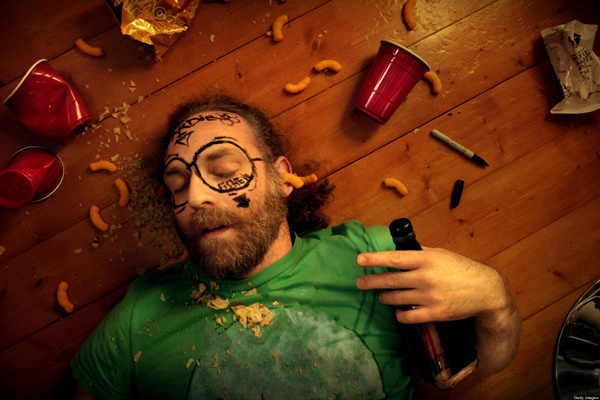 Hangover có nghĩa là gì?