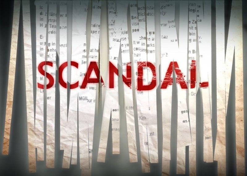 Scandal có nghĩa là gì?