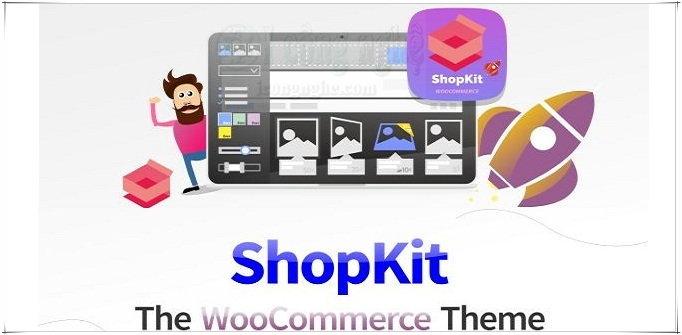 theme Bán hàng ShopKit