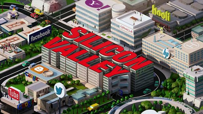 Silicon Valley ở đâu?