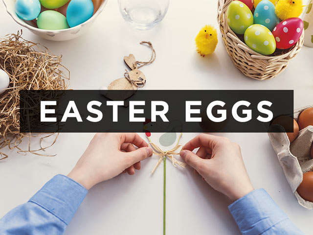 Easter Egg nghĩa là gì?