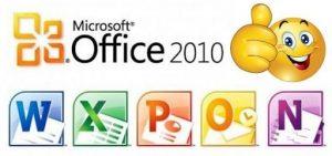 Crack office 2010 thành công
