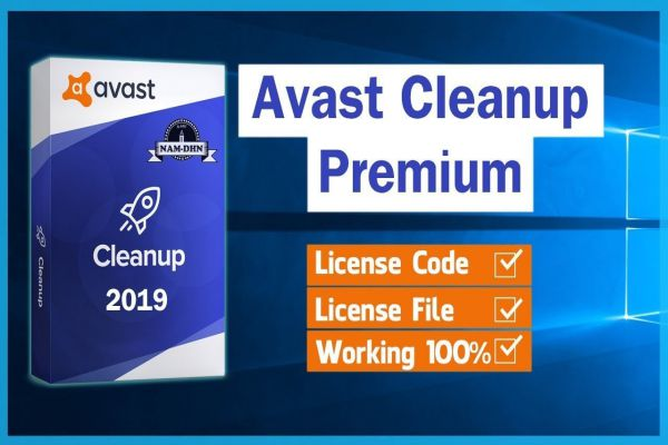 Avast Cleaning