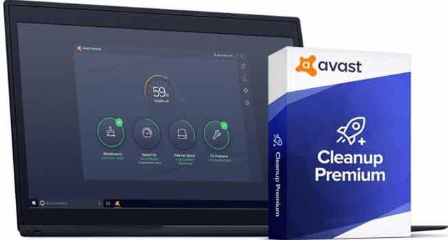 Giới thiệu avast cleanup premium key
