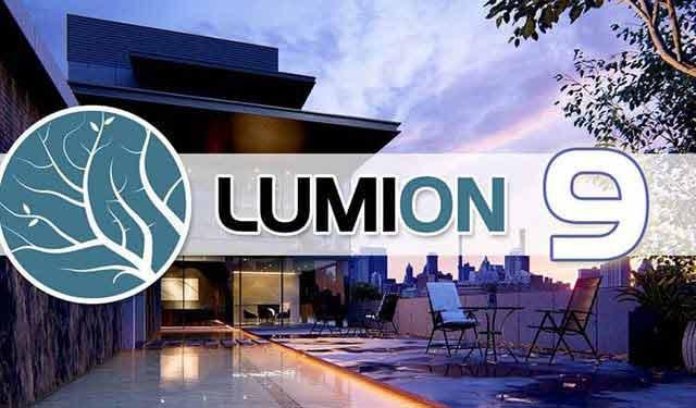 Giới thiệu chung về Lumion 9 full crack