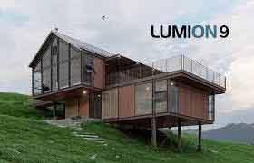 Những tính năng của Lumion 9