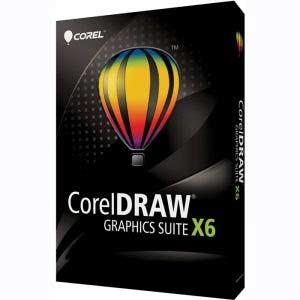 Giới thiệu chung về Corel x6