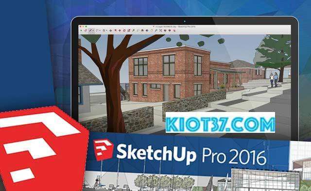 Giới thiệu chung về Sketchup 2016