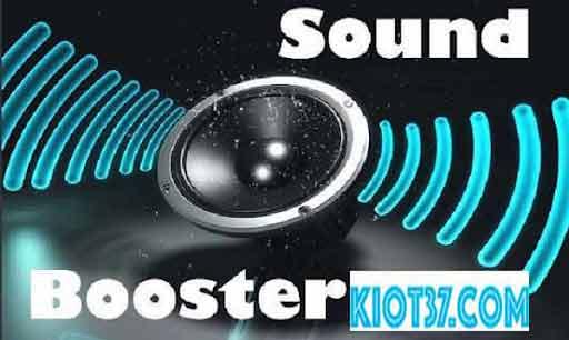 Giới thiệu chung về phần mềm sound booster