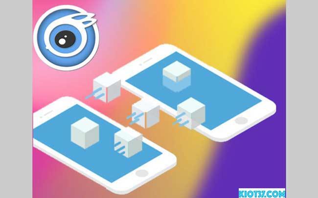 Tính năng iTools Data Migration